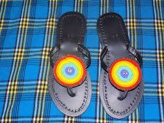 handmade maasai sandals size 40 european by beauty4acause on etsy