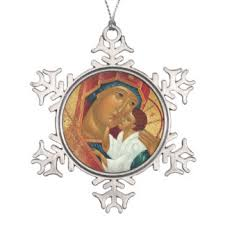 orthodox icon ornaments keepsake ornaments zazzle
