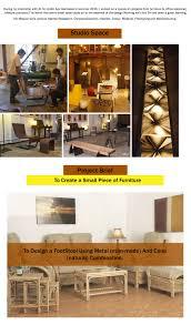 internship at at tin furniture u0026 life style products on behance
