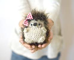 crochet hedgehog amigurumi free patterns hedgehogs crochet