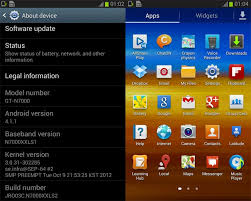 android jelly bean android 4 1 1 jelly bean for samsung galaxy note leaked