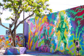 wynwood walls to debut new murals installations and the garden wynwood walls to debut new murals installations and the garden during art basel week
