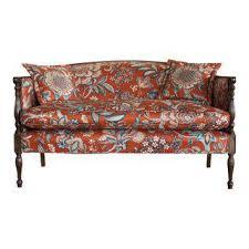 Borne Settee Vintage U0026 Used Sofas Chairish