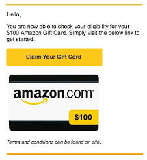 gift cards email amazing gift card phishing email phishing user