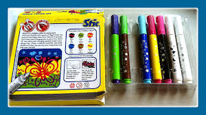learn colors with crayons magic colors for kids box of crayons