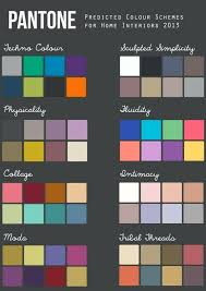 color palette for home interiors idea color schemes color palettes for home interior design for
