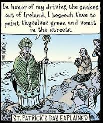 St Patricks Day Memes - let us not forget the real reason for st patrick s day saints