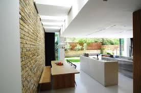 modern open plan kitchen design