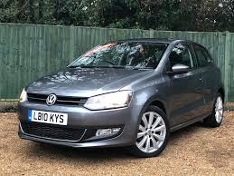 volkswagen polo 2005 used volkswagen polo cars for sale motors co uk
