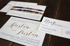 wedding invitations gold coast gold playful script letterpress foil