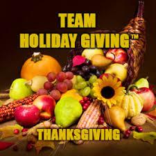 thanksgiving team building csr charity philanthropy activities