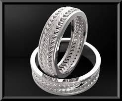 wedding bands for him and unique matching his and hers wedding bands classic rings vidar