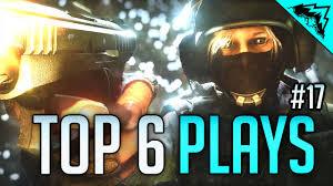 rainbow 6 top 6 kills u0026 plays best aces ace clutch tachanka