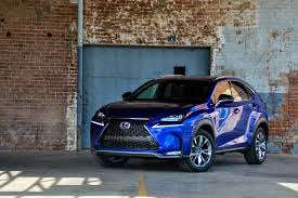 lexus crossover 2015 first drive 2015 lexus nx200t f sport six speed blog