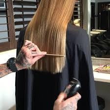 precision hair cuts for women how to cut women s hair with an electric razor popsugar beauty