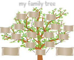 download family tree template for kids for free tidyform