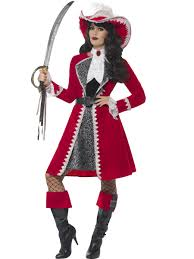 Captain Hook Halloween Costume Female Captain Hook U2013 Fantasy
