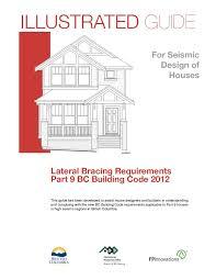 seismic design manual volume ii building design examples 2