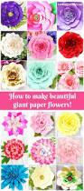 25 unique large paper flower template ideas on pinterest paper