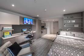 Livingroom Leeds Cityside Student Accommodation In Leeds Downing Students