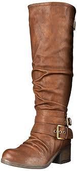 womens boots wide calf nz amazon com carlos by carlos santana s wide calf