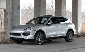 2011 porsche cayenne mpg 2011 porsche cayenne s road test ndash review ndash car and driver