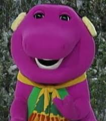 Barney And The Backyard Gang Logo Voice Of Barney Barney U0027s Night Before Christmas Behind The