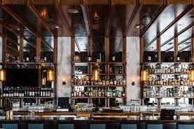 Bar Pendant Lighting Modern Bar Pendant Lights Add Warmth In Top Rated Steakhouse