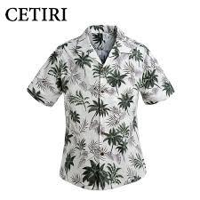 aliexpress com buy cotton mens floral dress shirts hawaiian