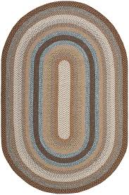 Area Rugs 6 X 10 Amazon Com Safavieh Braided Collection Brd313a Hand Woven Brown