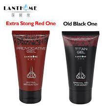 online shop new original russian titan gel strong man herbal sex gel