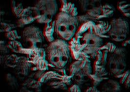 spooky background images creepy wallpapers for desktop wallpapersafari