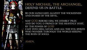 Seeking Stain Cast Archangel Michael Prayer County Kerry Ireland