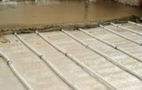 radiant floor heating toronto heated concrete floors