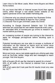 online marketing for real estate a practical guide to internet