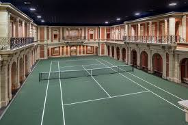 17 of the coolest tennis courts on the planet u2013 tennis life hacks