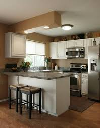 small square kitchen design ideas small square kitchen design stoney gray flooring pastel gray