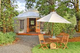 build a guest house in my backyard oregon company will build you a beautiful yurt for less than you