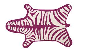 Zebra Bath Rug Lovable Zebra Bath Rug With Pink Zebra Rug Roselawnlutheran