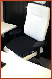 pour chaise de bureau coussin chaise bureau fresh coussin pour fauteuil de bureau coussin