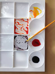 kids arts and crafts palette for paint projects where to buy