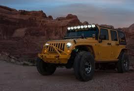 led light bar jeep wrangler kc hilites pro6 gravity led light bar free shipping
