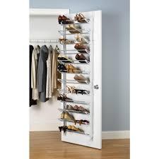 Shoe Rack For Closet Door Shoe Rack Door Shoe Rack Excellent Photo Inspirations Gunmetal
