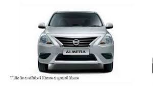 nissan almera 1 5 e mt youtube