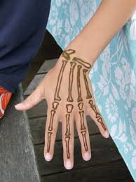 hand tattoos for guys wonderful skeleton hand tattoo for guys real photo pictures