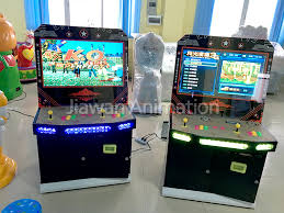 Street Fighter 3 Arcade Cabinet Wholesale Easy Maintenance Arcade Bartop Console Street