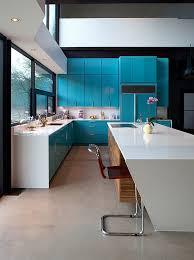 Teal Kitchen Cabinets Kitchen Cabinets The 9 Most Popular Colors To Pick From