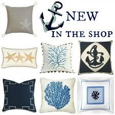 diy seashell pillow coral color pillows coastal pillows