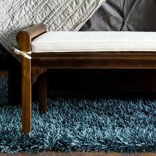 Home Loft Concepts Berkeley Wood Bedroom Bench  Reviews Wayfair - Berkeley bedroom furniture