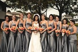 bridesmaid dresses silver silver bridesmaid dresses dressed up